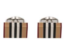 'Heritage Stripe' Manschettenknöpfe