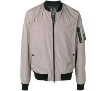 Mallison reflective bomber jacket