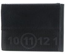 Portemonnaie mit Stickerei