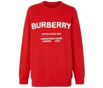 Sweatshirt mit Horseferry-Print