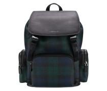 33F8LHYB2U083 424 NAVY SPRUCE Leather/Fur/Exotic Skins->Leather