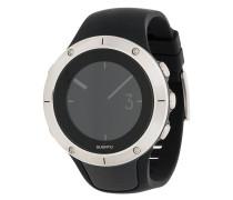 black Spartan Trainer wrist HR watch