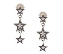 3 dangling earrings