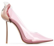 Transparente Pumps