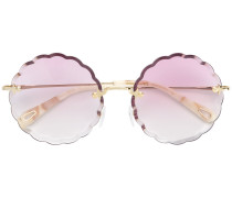 scalloped lens sunglasses