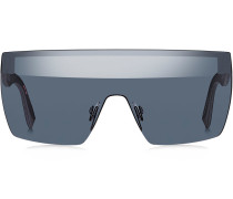 'LavaPrisms' Oversized-Sonnenbrille