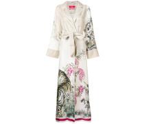 Roda tiger print dress