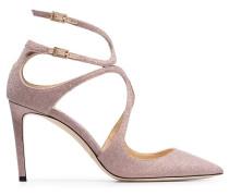 'Lancer 85' Sandalen mit Glitter