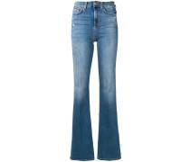'Lisha Slim Illusion Figaro' Jeans