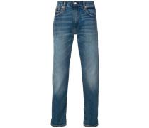 'Hi-Ball' Jeans mit Umschlag
