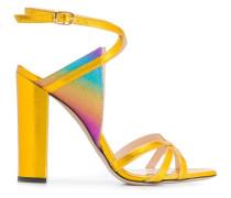 'Vegas' Sandalen mit Regenbogen