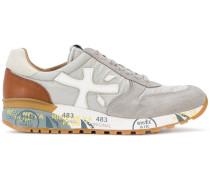 'Mick' Sneakers mit Wildledereinsätzen