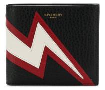 Portemonnaie mit Blitzmotiv