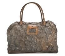 Texturierte Handtasche