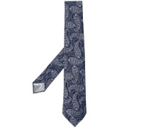 Krawatte mit Paisleymuster