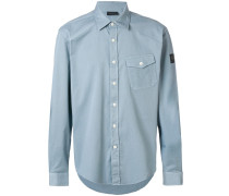 Steadway button front shirt