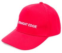 Kappe mit Slogan