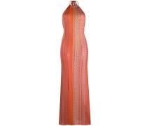 patterned knit beach dress