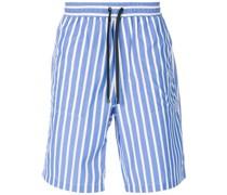 Bermuda-Shorts mit elastischem Bund