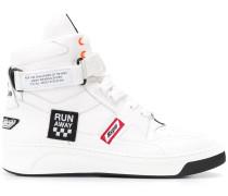 'Basket' High-Top-Sneakers