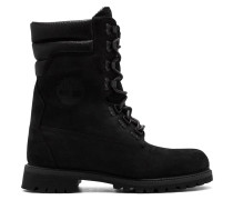 Kith Super Shearling BLK boots