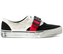 Sneakers in Distressed-Optik