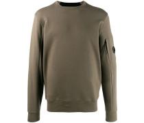 'Diagonal' Fleece-Sweatshirt