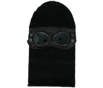 Goggle balaclava hat