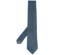 Krawatte mit geometrischem Muster
