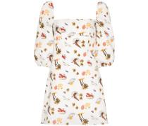 'Hampstead' Kleid mit Strand-Print