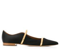 Maureene pointed ballerina shoes