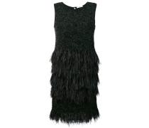 Kleid mit Glitzer-Finish
