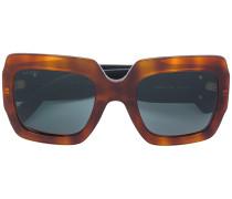 Sonnenbrille mit Glitzer-Bügeln