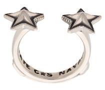 2 Stars Up ring