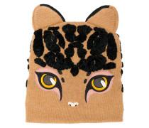 Mütze im Katzen-Design