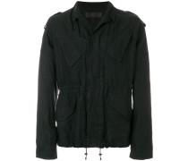 drawstring waist jacket