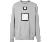 Sweatshirt mit Cut-Out