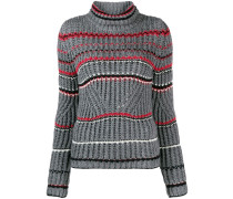 patterned jumper