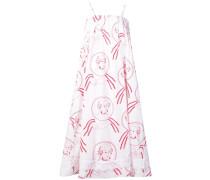 Strandkleid mit Traumfänger-Print