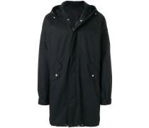 oversized parka coat