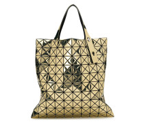'Prism' Shopper in Metallic-Optik