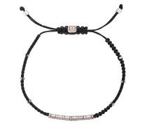 Makramee-Armband mit Perlen