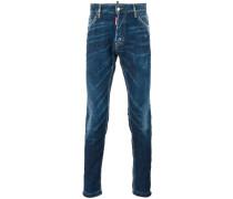 'Cool Guy' Jeans mit Bleached-Effekt