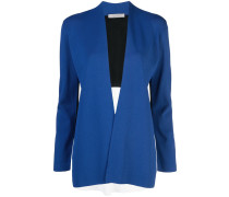Blazer in Colour-Block-Optik
