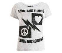 'Peace Love' T-Shirt