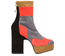 Stiefel in Colour-Block-Optik