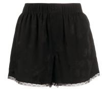 x NBA Shorts mit elastischem Saum