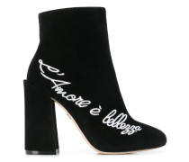 L'Amore ankle boots