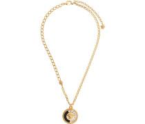 Halskette mit verzierter Medusa