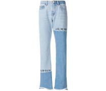 'Eustoma Sunset' Jeans